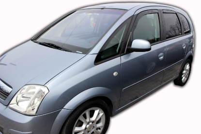 Poza cu Set paravanturi fata si spate, Opel Meriva, 2003-2010