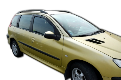 Poza cu Set paravanturi fata, Peugeot 206, 1998-2006