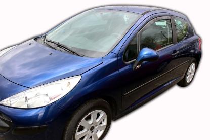 Poza cu Set paravanturi fata, Peugeot 207, 2006-2012