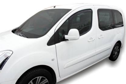 Poza cu Set paravanturi fata, Peugeot Partner, 2008-2018