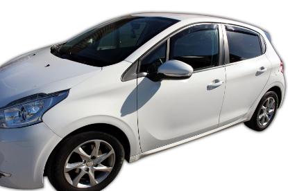 Poza cu Set paravanturi fata si spate, Peugeot 208, 2012-2019