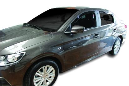 Poza cu Set paravanturi fata si spate, Peugeot 301, 2012-
