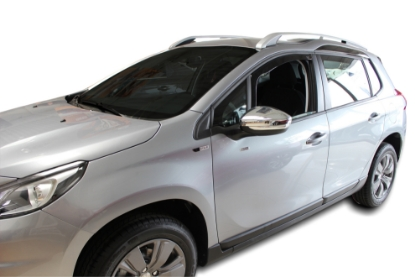 Poza cu Set paravanturi fata, Peugeot 2008, 2013-2019