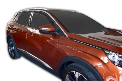 Poza cu Set paravanturi fata si spate, Peugeot 3008, 2017-