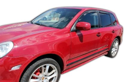 Poza cu Set paravanturi fata si spate, Porsche Cayenne, 2002-2010