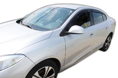 Poza cu Set paravanturi fata si spate, Renault Fluence, 2009-2015