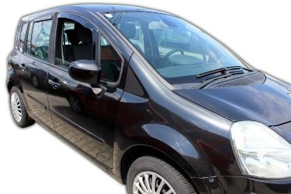 Poza cu Set paravanturi fata si spate, Renault Modus, 2004-2012