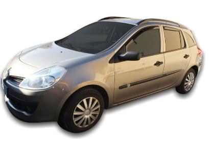 Poza cu Set paravanturi fata si spate, Renault Clio, 2005-2014