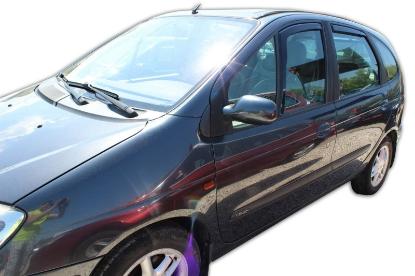 Poza cu Set paravanturi fata si spate, Renault Scenic, 1996-2003