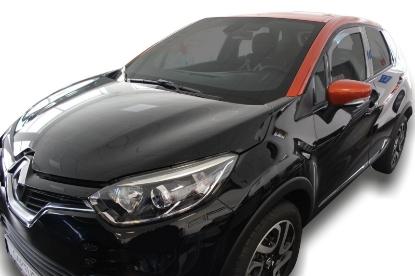 Poza cu Set paravanturi fata si spate, Renault Captur, 2013-2019