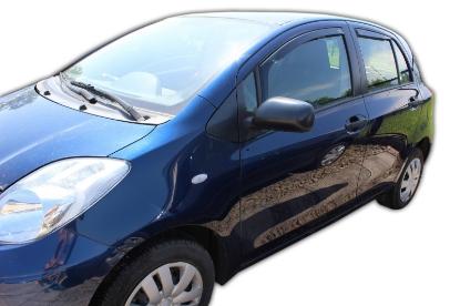 Poza cu Set paravanturi fata si spate, Toyota Yaris, 2005-2011