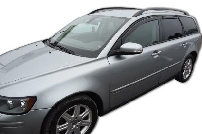 Poza cu Set paravanturi fata si spate, Volvo V50, 2004-2012