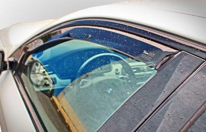 Poza cu Set paravanturi fata si spate, Volvo S40, 2004-2012