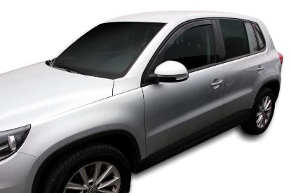 Poza cu Set paravanturi fata si spate, Volkswagen Tiguan, 2007-2016