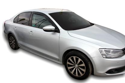 Poza cu Set paravanturi fata si spate, Volkswagen Jetta, 2010-2018