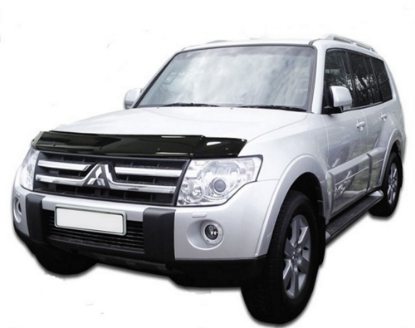 Poza cu Deflector de capota, Mitsubishi Pajero, 2006-2015