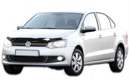 Poza cu Deflector de capota, Volkswagen Polo, 2009-2015