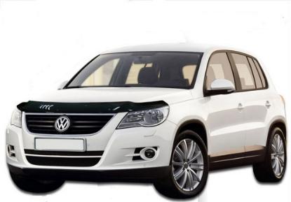 Poza cu Deflector de capota, Volkswagen Tiguan, 2007-2012