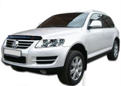Poza cu Deflector de capota, Volkswagen Touareg, 2002-2006