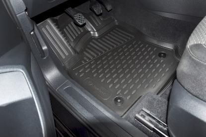 Poza cu Covorase din cauciuc tip tavita Premium, Dodge Caravan, 2008-2011