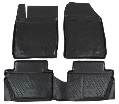 Poza cu Covorase din cauciuc tip tavita Premium, Ford Fiesta, 2008-2011