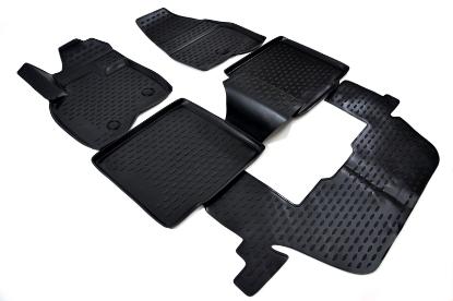 Poza cu Covorase din cauciuc tip tavita Premium, Ford Explorer, 2011-2019