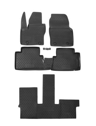 Poza cu Covorase din cauciuc tip tavita Premium, Ford C-Max, 2010-2019