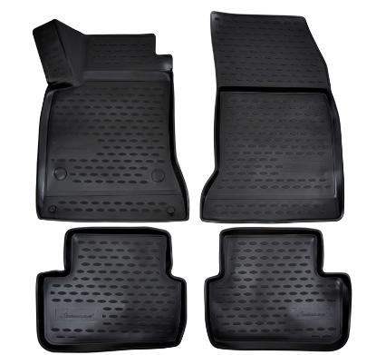 Poza cu Covorase din cauciuc tip tavita Premium, Mercedes-Benz Clasa GLA (X156), 2013-2020