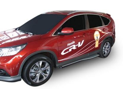 Poza cu Trepte laterale (OE style), Honda CR-V, 2012-2017