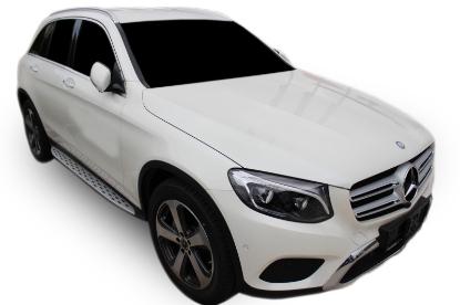 Poza cu Trepte laterale OE, Mercedes-Benz Clasa GLC, 2015-