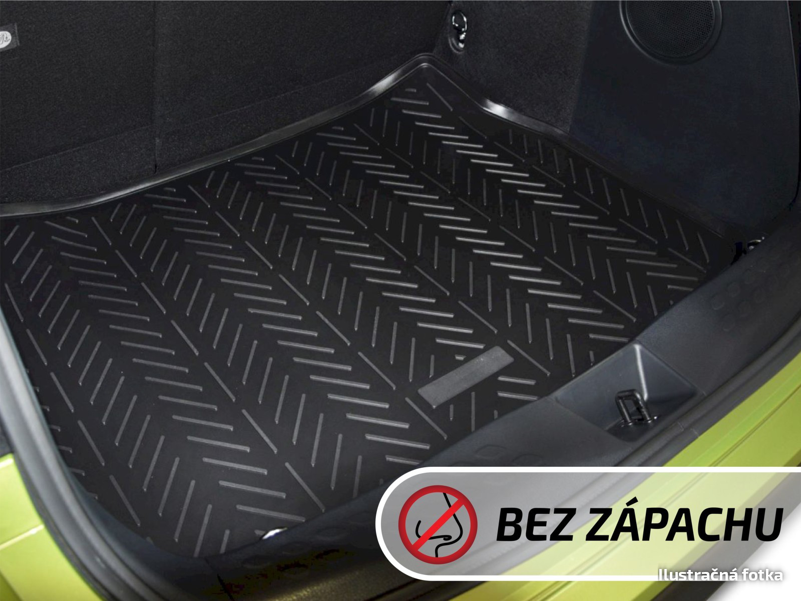 Poza cu Tavita de portbagaj Premium, Renault Captur, 2013-2019