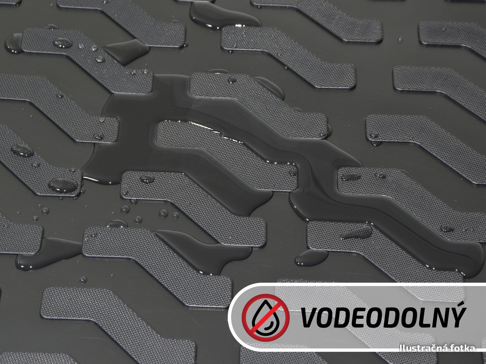 Poza cu Tavita de portbagaj Premium, Volkswagen Golf Sportsvan, 2014-2020