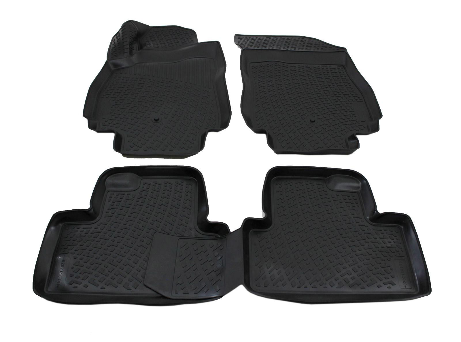 Poza cu Covorase din cauciuc tip tavita Premium, Chevrolet Orlando, 2011-2018