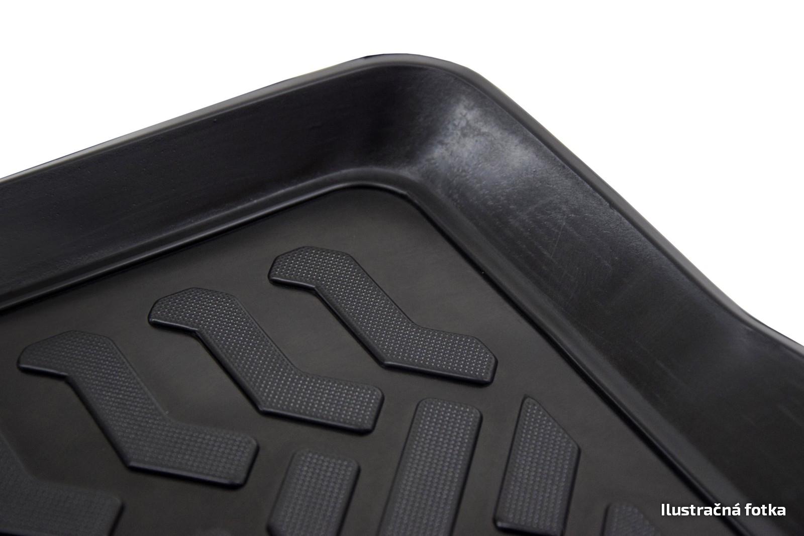 Poza cu Covorase din cauciuc tip tavita Premium, Dacia Lodgy, 2012-