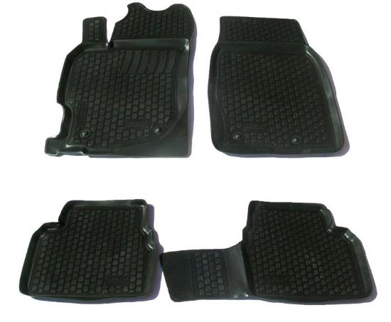 Poza cu Covorase din cauciuc tip tavita Premium, Mazda 6, 2007-2012