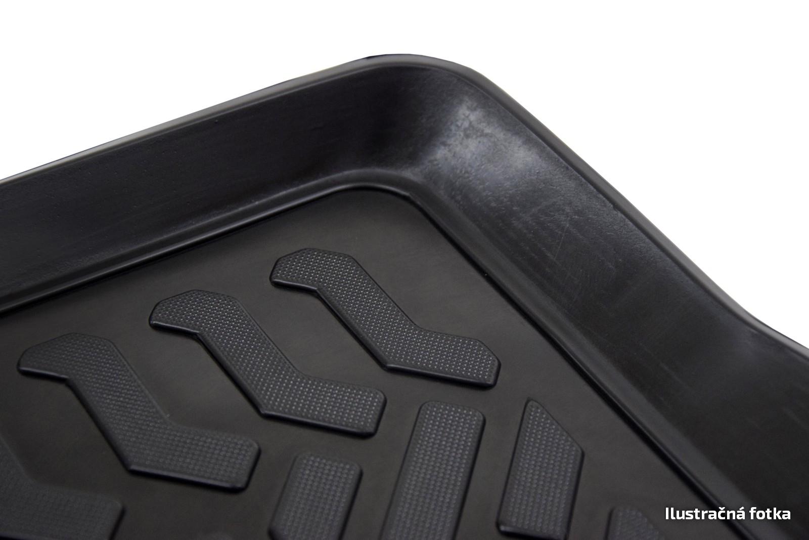 Poza cu Covorase din cauciuc tip tavita Premium, Mitsubishi L200, 2006-2015