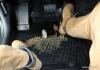 Poza cu Covorase din cauciuc tip tavita Premium, Seat Leon, 2012-2020