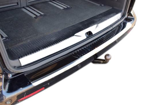 Poza cu Protectie bara spate, Volkswagen Transporter, 2003-2010