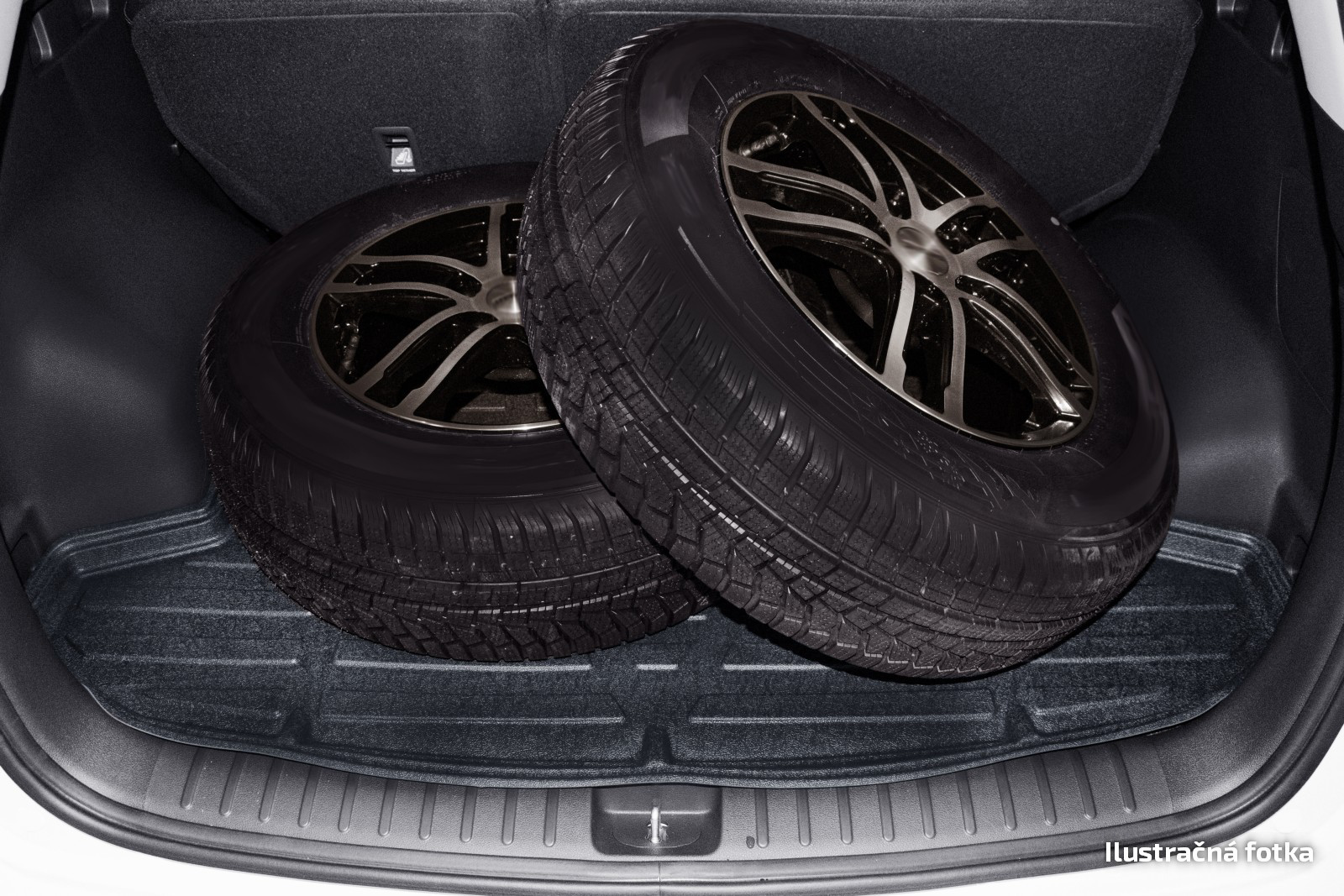 Poza cu Tavita de portbagaj STANDART, Hyundai Santa Fe, 2006-2013