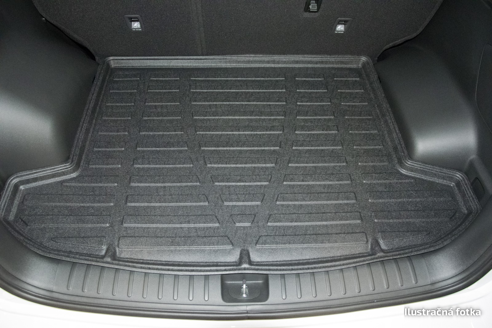 Poza cu Tavita de portbagaj STANDART, Peugeot  307, 2001-2008