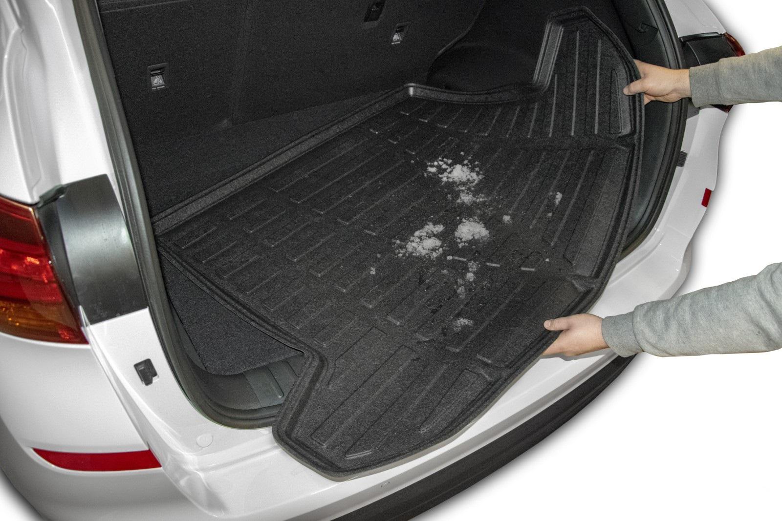 Poza cu Tavita de portbagaj STANDART, Volkswagen Polo, 2009-2017