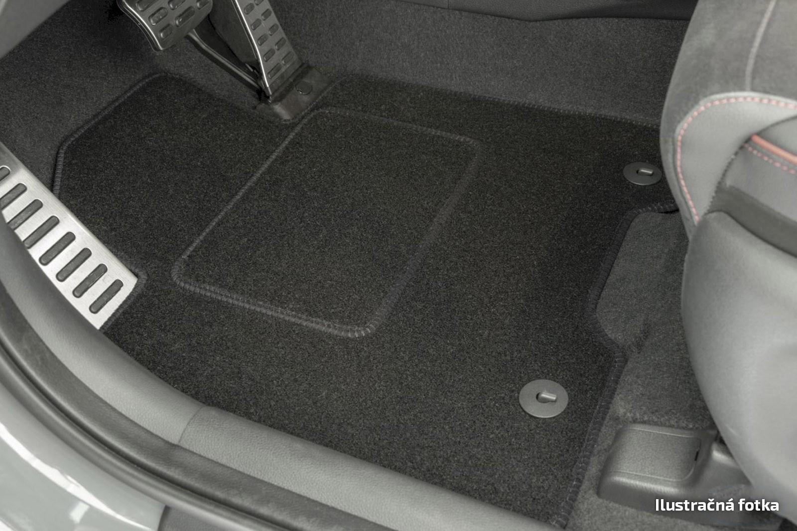 Poza cu Covorase din velur, Fiat 500, 2007-