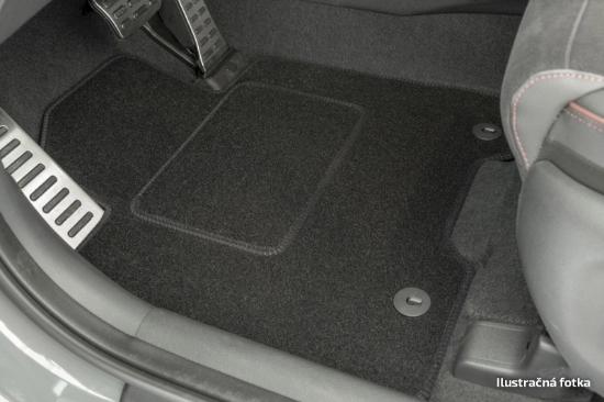 Poza cu Covorase din velur, Mazda 2, 2015-