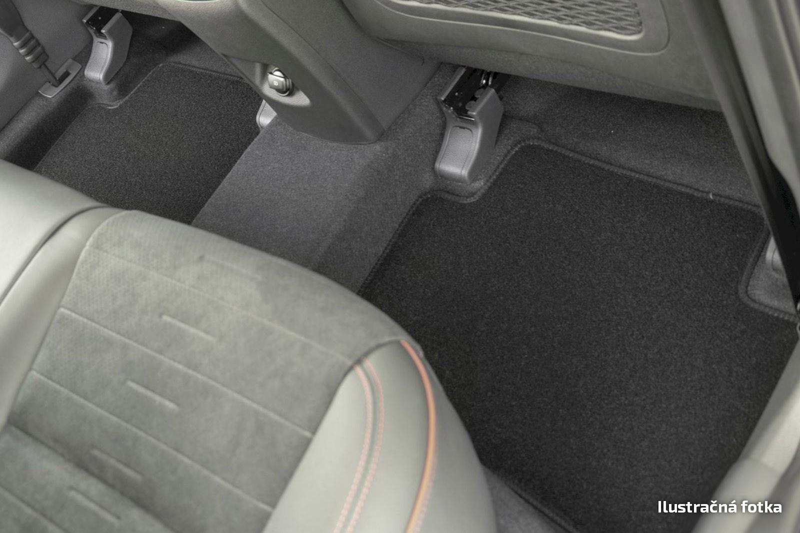 Poza cu Covorase din velur, Mercedes-Benz Clasa B (W245), 2005-2011