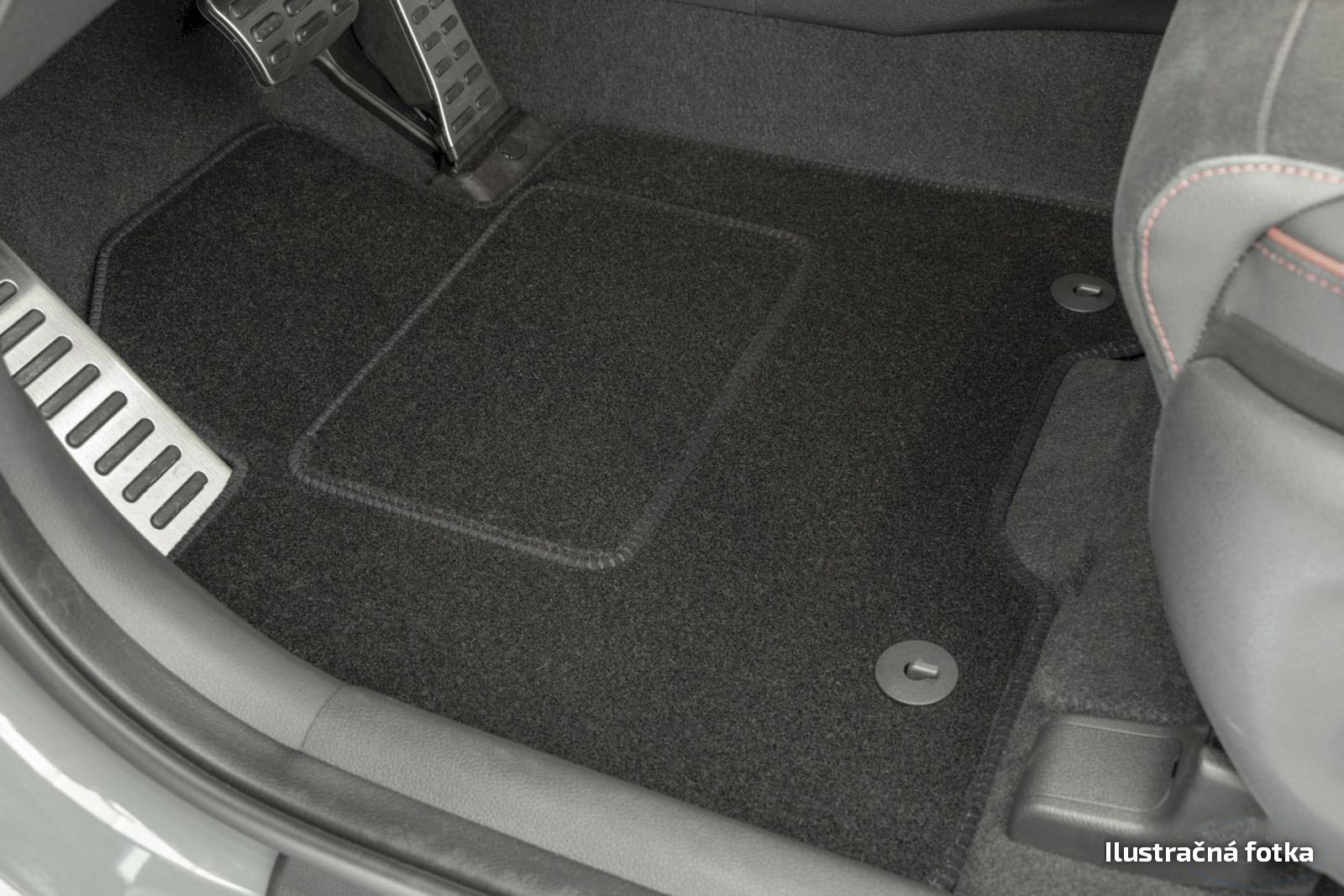 Poza cu Covorase din velur, Toyota Yaris, 2005-2011