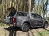 Poza cu Hardtop Aeroklas cu geamuri cu deschidere laterala (pop-out) si inchidere centralizata, Renault Alaskan, 2017-2020