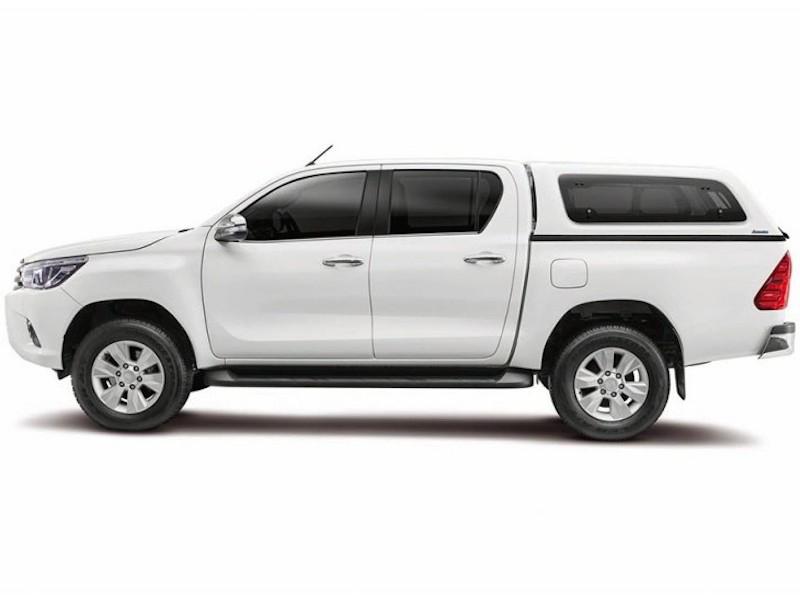 Poza cu Hardtop Aeroklas cu geamuri cu deschidere laterala (pop-up) si inchidere centralizata, Toyota Hilux, 2015-