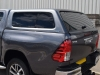 Poza cu Hardtop Aeroklas cu geamuri cu deschidere laterala (pop-out) si inchidere centralizata, Toyota Hilux, 2015-