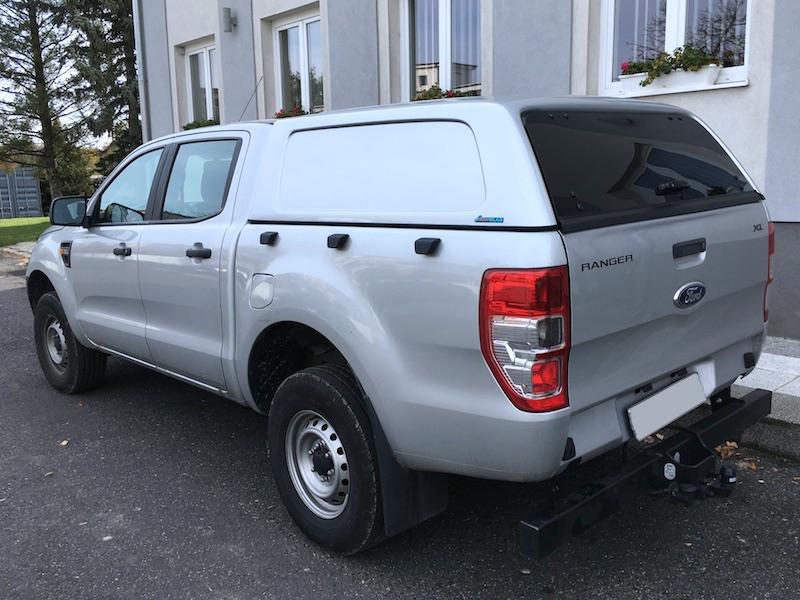 Poza cu Hardtop Aeroklas fara geamuri laterale, Ford Ranger, 2011-