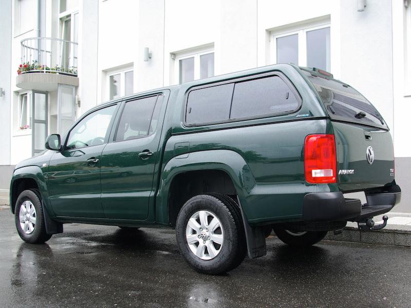 Poza cu Hardtop Aeroklas cu geamuri laterale glisante si inchidere centralizata, Volkswagen Amarok, 2010-2020